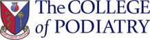 College Of Podiatry (COP) logo